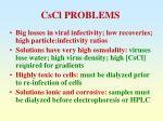cscl problems