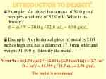 introduction to density4