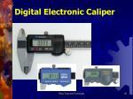 digital electronic caliper29