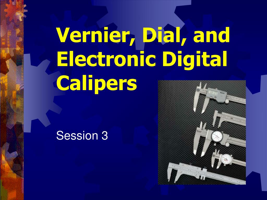 vernier dial and electronic digital calipers l.