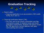 graduation tracking
