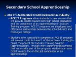 secondary school apprenticeship16