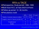 rfa vs tace