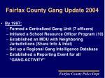 fairfax county gang update 20046