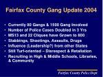 fairfax county gang update 20048