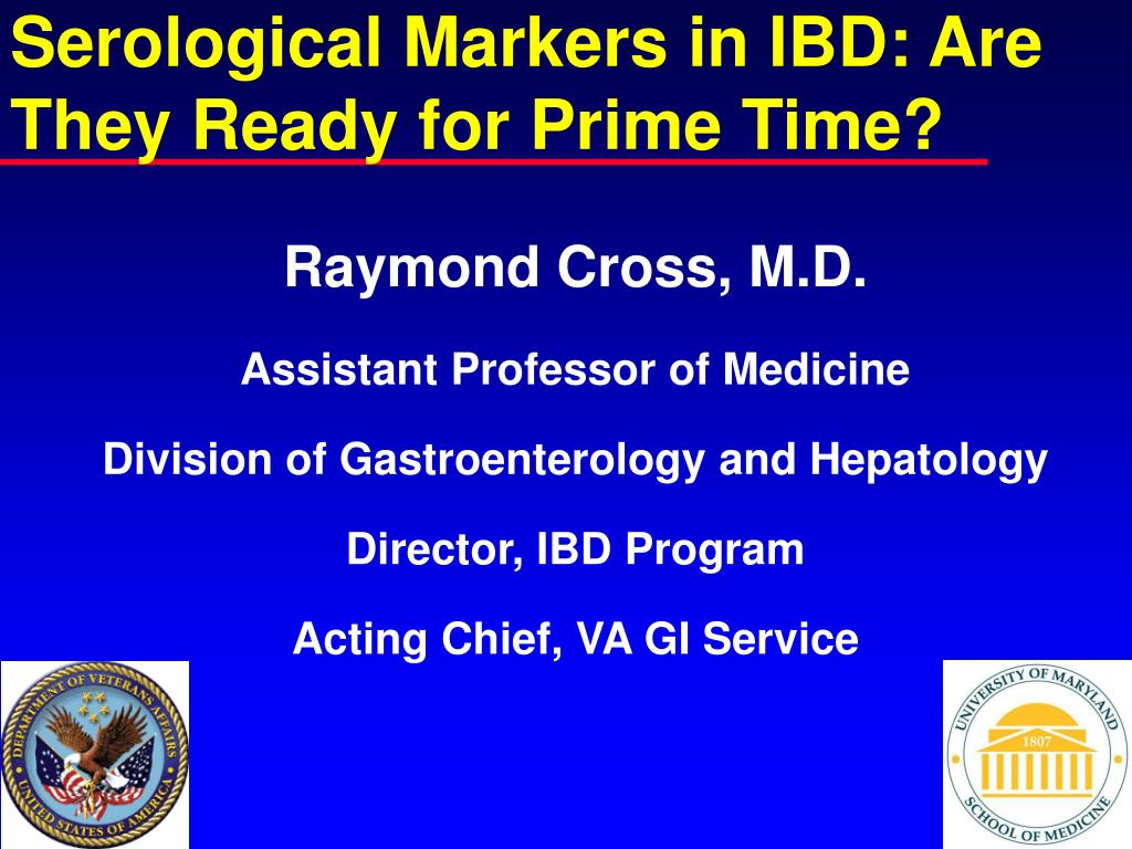 serological markers in ibd are they ready for prime time l.