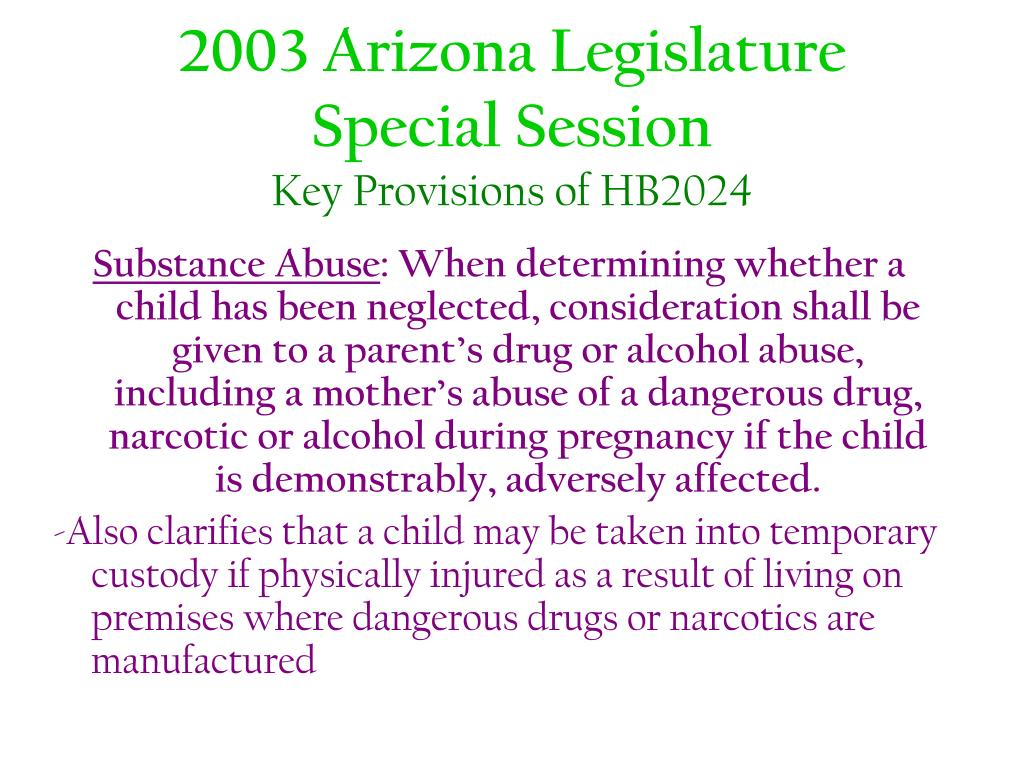 2003 Arizona Legislature