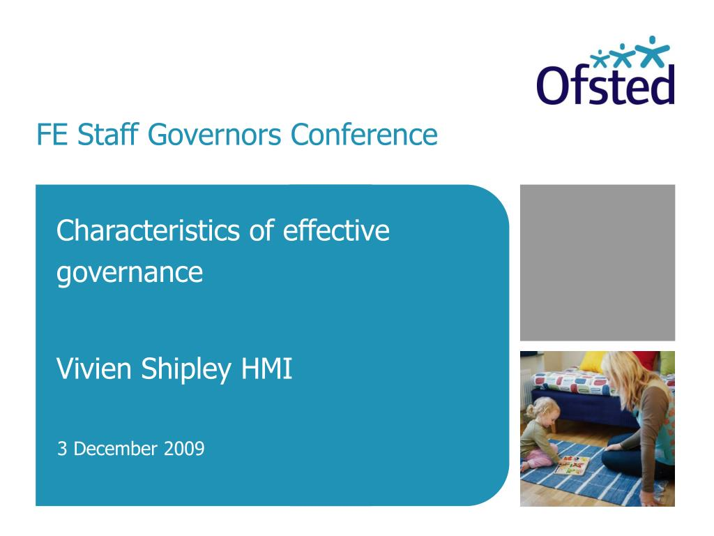 fe staff governors conference l.