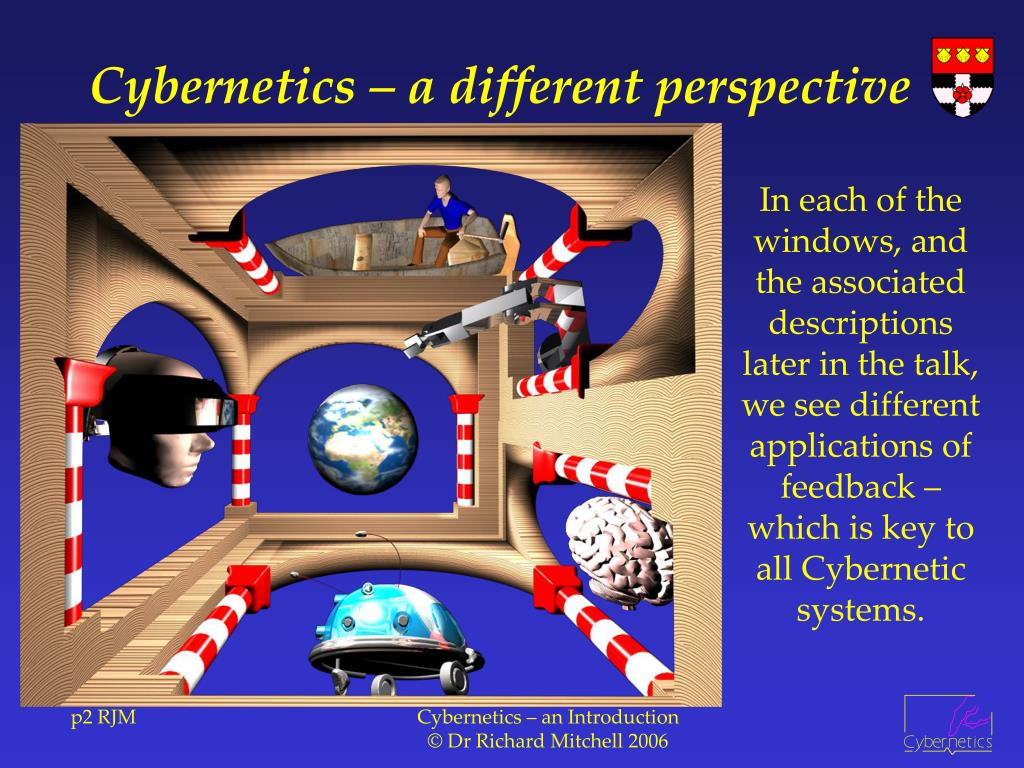 Cybernetics – a different perspective