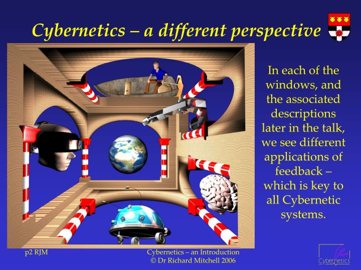 Cybernetics a different perspective2