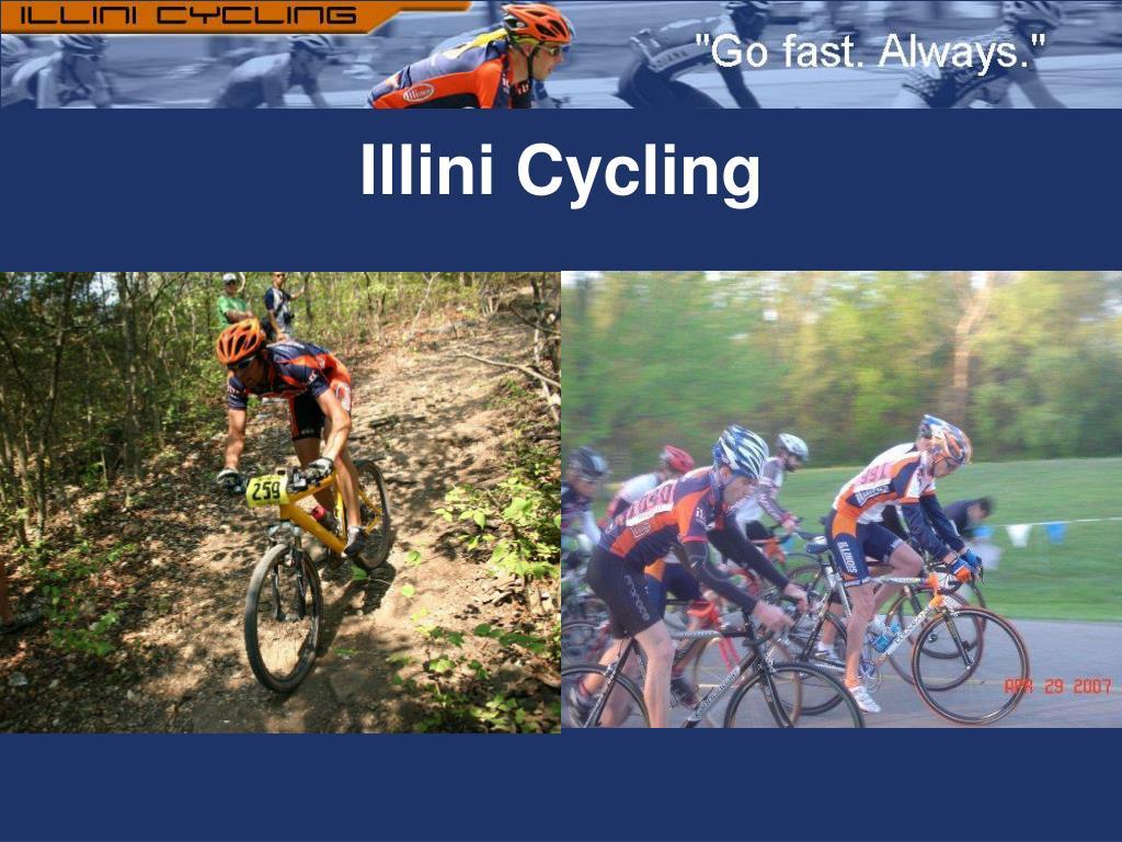 illini cycling l.