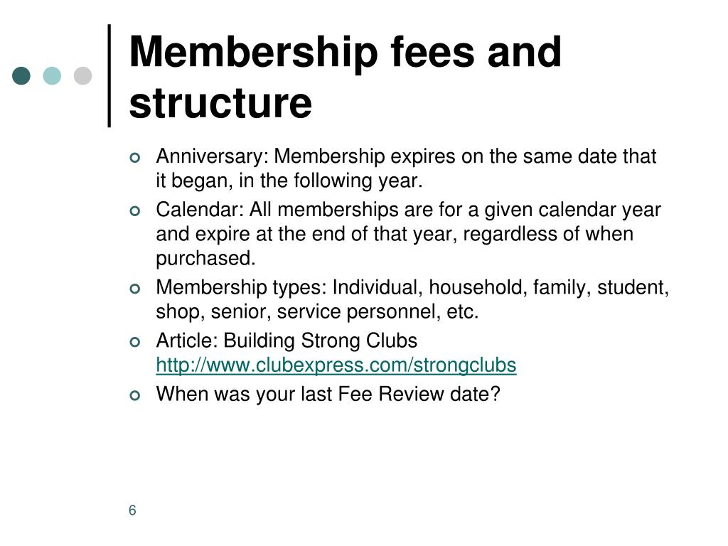 membership and fees Internet2 annual membership dues and network participation fees vary by member category and participation level at its august 2016 meeting the internet2 board of trustees approved a 22% increase to both dues and network participation fees across all categories and levels of internet2 membership.