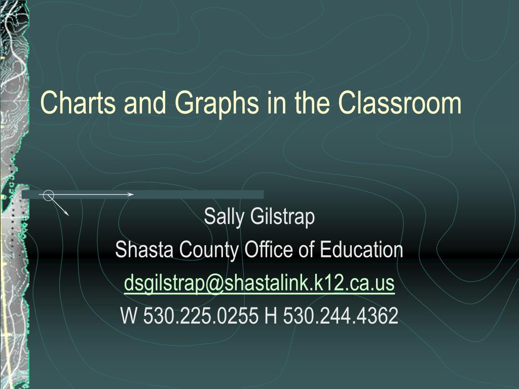 charts and graphs in the classroom l.