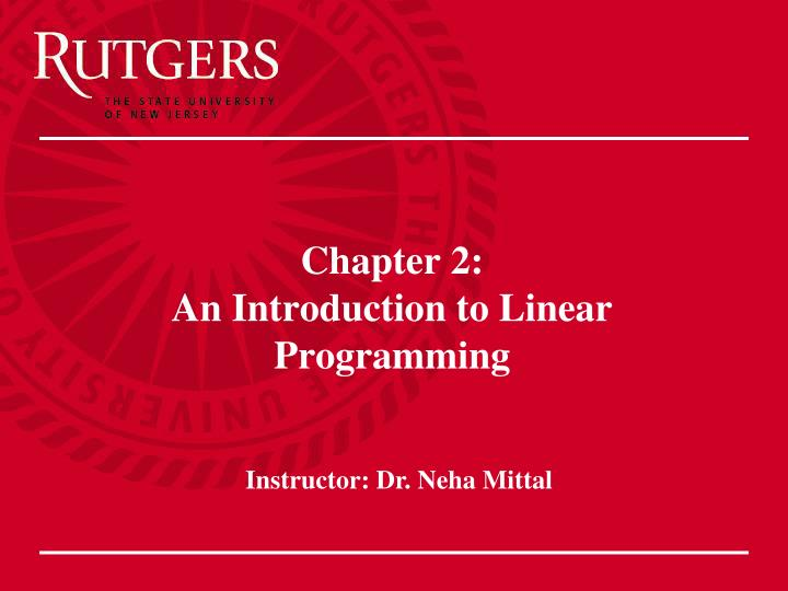 chapter 2 an introduction to linear programming n.