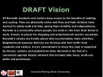draft vision