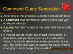 command query separation95