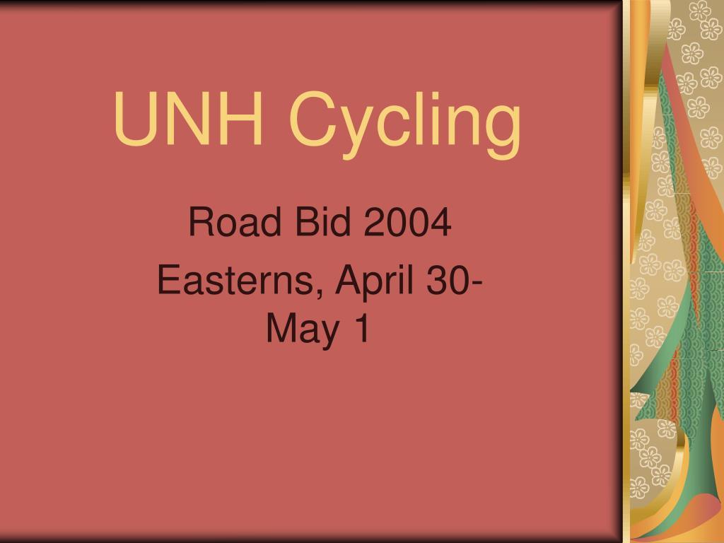 unh cycling l.