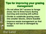 tips for improving your grazing management79