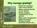 why manage grazing4