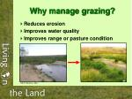 why manage grazing5