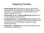 mapping toolbox25