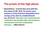 the priests of the high places36