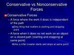 conservative vs nonconservative forces6