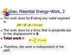 grav potential energy work 2