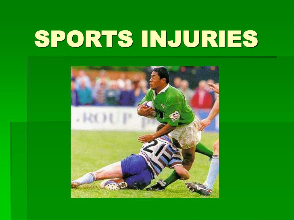 sports injuries l.