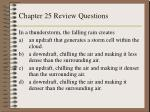 chapter 25 review questions23