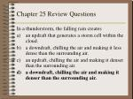 chapter 25 review questions24