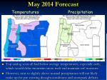 may 2014 forecast