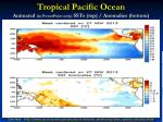 tropical pacific ocean animated in powerpoint only ssts top anomalies bottom