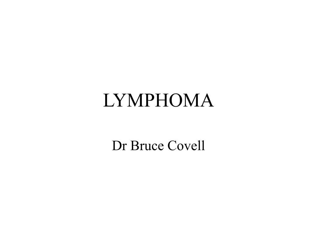 lymphoma l.
