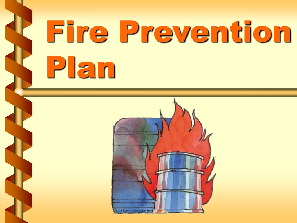 fire prevention plan l.