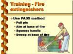 training fire extinguishers14