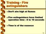 training fire extinguishers15