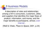 e business models10