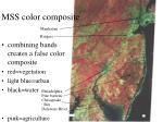 mss color composite
