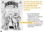 vii de la commune de 1871 la loi de 1881 la iiie r publique n exerce pas trop de censure