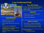 coso geothermal field