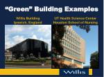 green building examples