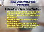 new utah wic food packages23