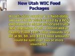new utah wic food packages9
