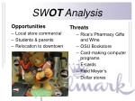 sw ot analysis9
