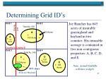 determining grid id s97