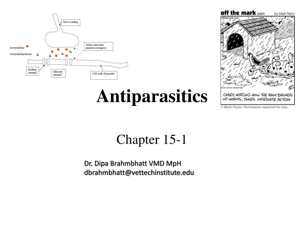 antiparasitics l.