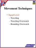 movement techniques28