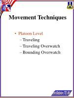 movement techniques31