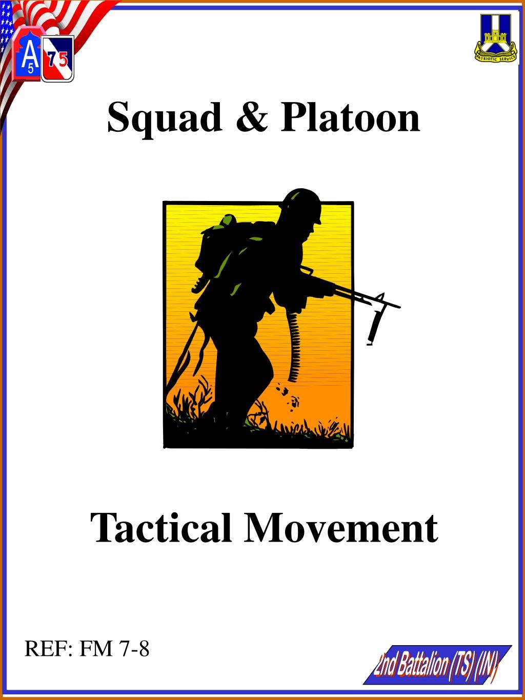 squad platoon tactical movement l.